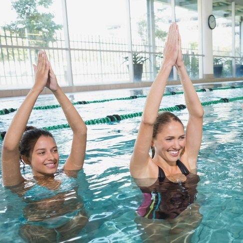 Aqua Yoga Classes at The Yoga Tree - Ballincollig, Cork